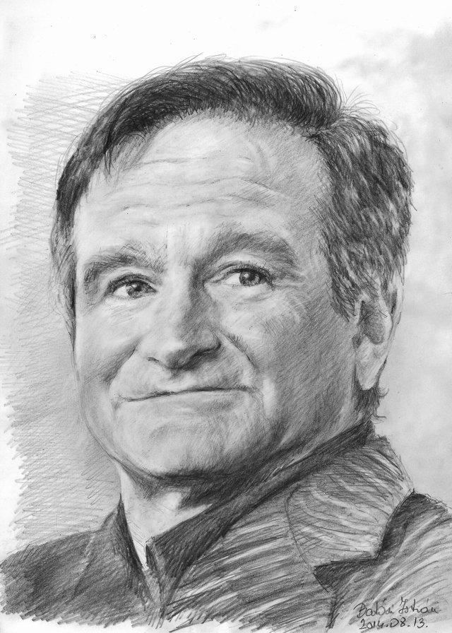 Robin Williams by bati